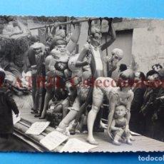 Fotografía antigua: VALENCIA - UNA FALLA - FOTOGRAFICA - AÑOS 1970. Lote 170187640