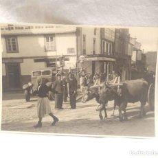 Fotografía antigua: FOTOGRAFIA SANTIAGO DE COMPOSTELA AÑOS 40. Lote 170318096