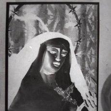 Fotografía antigua: CÁDIZ ANTIGUO CLICHÉ MARÍA STMA DE LOS DESAMPARADOS CAPILLA DE JESÚS CAÍDO NEGATIVO CRISTAL. Lote 170510424