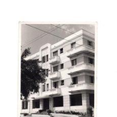 Fotografía antigua: HABANA.(CUBA).- EDIFICIO EN LA HABANA 1941.- 12 X 17,5 CM. Lote 171014568