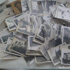 Fotografía antigua: LOTE DE 200 FOTOGRAFIAS FAMILIARES EN BLANCO Y NEGRO , AÑOS 40, 50 Y 60 .. TODAS DE 7,5 X 10,5 CM. Lote 171114952