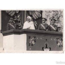 Fotografía antigua: TETUAN.- EL GENERAL VARELA. FOTO GARCIA CORTES. 17,5 X 11,5. Lote 171136025