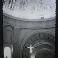 Fotografía antigua: FOTOGRAFÍA ANTIGUA VALLE DE LOS CAÍDOS FRANCO JUAN DE ÁVALOS. Lote 171461693