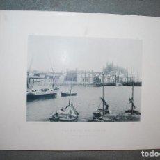 Fotografía antigua: ISLA DE MALLORCA: PALMA DE MALLORCA - POLLENSA - VALDEMOSA - SOLLER. Lote 171491714