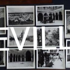 Fotografía antigua: SEVILLA LOTE DE 14 ANTIGUAS FOTOGRAFIAS 1934. Lote 171773618