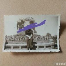 Fotografía antigua: FOTOGRAFÍA ANTIGUA DE SANTIAGO DE COMPOSTELA. FOTO.. Lote 172224630