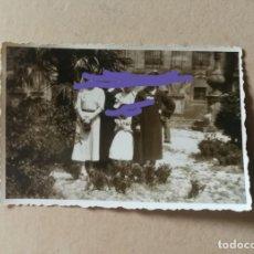 Fotografía antigua: FOTOGRAFÍA ANTIGUA DE SANTIAGO DE COMPOSTELA. FOTO.. Lote 172224727