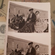 Fotografía antigua: ANTIGUA FOTOGRAFIA FOTOS MOLINA CAUDETE ALBACETE. Lote 172783499