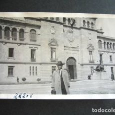 Fotografía antigua: AÑO 1950. VALLADOLID. ANTIGUA FOTOGRAFÍA. ACADEMIA DE CABALLERÍA.. Lote 172787629