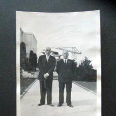 Fotografía antigua: AÑO 1950. BARCELONA. ANTIGUA FOTOGRAFÍA. TIBIDABO.. Lote 172787730