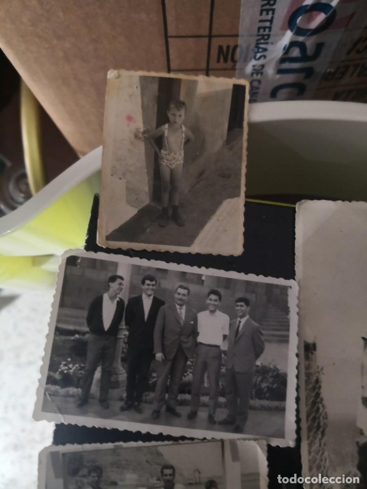 Fotografía antigua: 10 fotografías troqueladas años 60/70 algún lugar de Tenerife - Foto 3 - 172888935