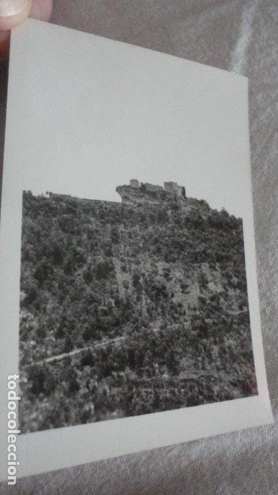 ANTIGUA FOTOGRAFA.VISTA DE CASTELLCIR.BARCELONA 1944 (Fotografía Antigua - Fotomecánica)