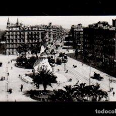 Fotografía antigua: S0002-7 ARCHIVO CUYAS BARCELONA- Nº 1523 - AÑO 1910 - PLAZA DE LA UNIVERSIDAD - SERIE RETROSPECTIVA. Lote 24718849