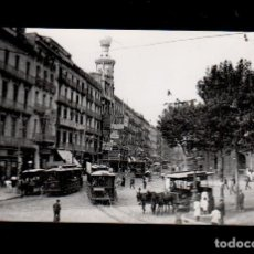 Fotografía antigua: S0002-32 ARCHIVO CUYAS BARCELONA- 1609 AÑO 1910 -CALLE DE PELAYO- SERIE RETROSPECTIVA. Lote 24720137