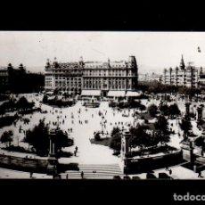 Fotografía antigua: S0002-12 ARCHIVO CUYAS BARCELONA- Nº 1538 - AÑO 1929 - PLAZA DE CATALUÑA - SERIE RETROSPECTIVA. Lote 24719277