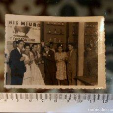 Fotografía antigua: FOTO FERIA DE CONSTANTINA. Lote 175277383