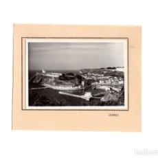 Fotografía antigua: LUARCA.(ASTURIAS).- FOTOGRAFÍA VISTA GENERAL. 6 X 9 CM SOLO FOTO. Lote 175294959