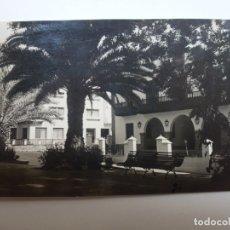 Fotografía antigua: RINCÓN DE LA PLAZA DE ESPAÑA. LOS LLANOS DE ARIDANE. LA PALMA. Lote 175413263
