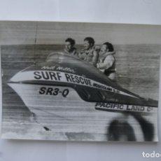 Fotografía antigua: CARLOS DE INGLATERRA MOTO ACUATICA 1974. Lote 175746089