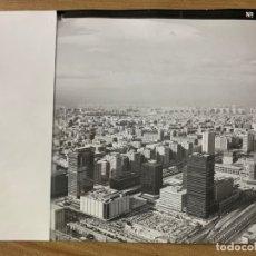 Fotografía antigua: MADRID FOTO AEREA PAISAJES ESPAÑOLES A-0023. Lote 175966252