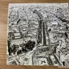Fotografía antigua: MADRID FOTO AEREA PAISAJES ESPAÑOLES A-0035. Lote 175970937