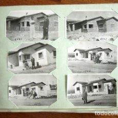 Fotografía antigua: LOTE 284 DE FOTOGRAFÍAS. AÑOS 50. TETÚAN, TANGER, MADRID, ALICANTE, PARIS, ETC. . Lote 176108495