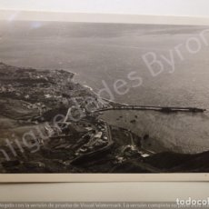 Fotografía antigua: FOTOGRAFÍA ANTIGUA ORIGINAL. PUERTO. (10 X 7 CM). Lote 176340183