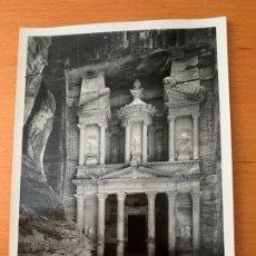 Fotografía antigua: FOTO ARCHIVO PETRA JORDANIA AO-0026. Lote 176370053