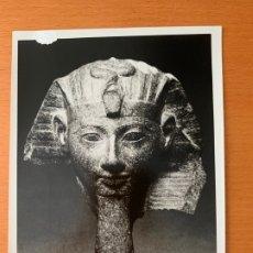 Fotografía antigua: FOTO ARCHIVO ARTE EGIPTO HATSEPSUT AO-0030. Lote 197972337