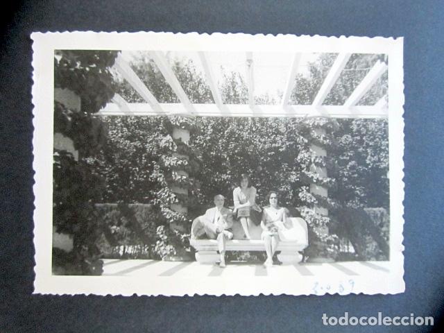 AÑO 1960. RETIRO, MADRID. ANTIGUA FOTOGRAFÍA. 12 X 8,4 CM. (Fotografía Antigua - Fotomecánica)
