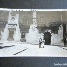 Fotografía antigua: AÑO 1932. GRANADA. COLEGIATA DEL SACROMONTE. ANTIGUA FOTOGRAFÍA. 11,3 X 7 CM. . Lote 176823015