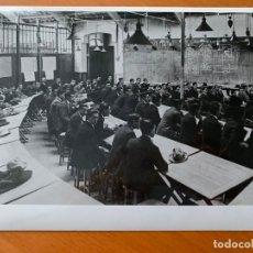 Fotografía antigua: FOTO ARCHIVO IMH BARCELONA CLASE UNIVERSIDAD INDUSTRIAL B-0030. Lote 176855145