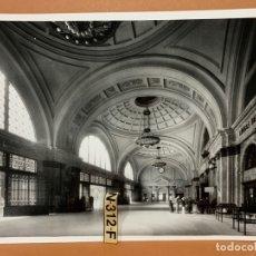 Fotografia antica: FOTO ARCHIVO IMH BARCELONA ESTACION DE RENFE FRANCIA J-0315. Lote 177312905