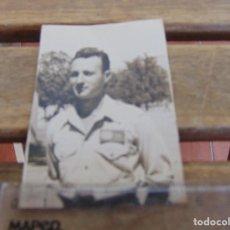 Fotografía antigua: FOTO FOTOGRAFIA MILITAR MILITARES JEREZ DE LA FRONTERA CADIZ. Lote 177372323