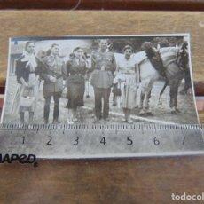 Fotografía antigua: FOTO FOTOGRAFIA MILITAR MILITARES JEREZ DE LA FRONTERA CADIZ. Lote 177372432