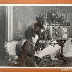 Fotografía antigua: FOTO ARCHIVO IMH BARCELONA JUAN PICH PON Y MARIANO RUBIO 1931 A-0000. Lote 177438215
