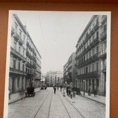 Fotografía antigua: FOTO ARCHIVO IMH BARCELONA CALLE BILBAO? A-0000. Lote 177438298