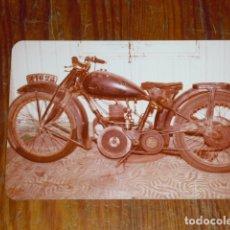 Fotografía antigua: FOTOGRAFIA MOTOCICLETA ANTIGUA -. Lote 177589378