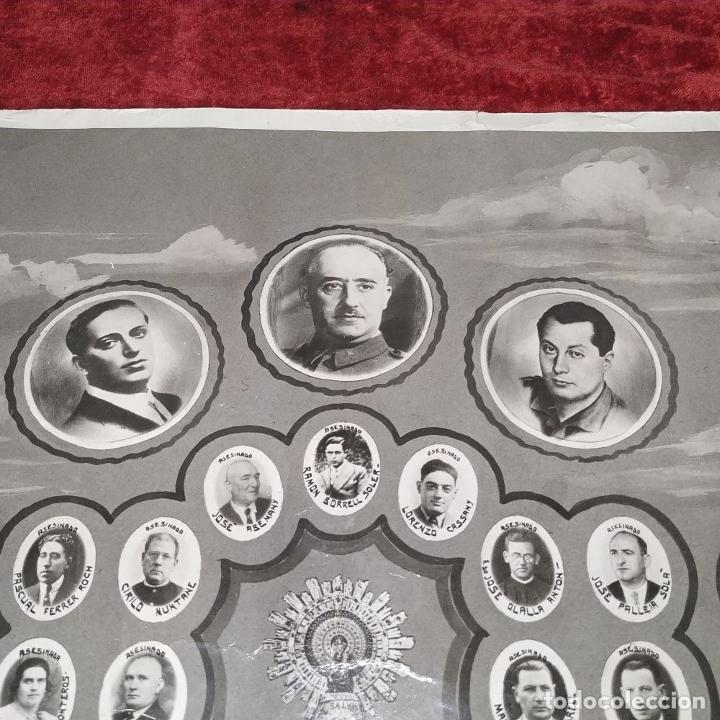 Fotografía antigua: VICTIMAS DE LA GUERRA CIVIL EN VILANOVA I LA GELTRU. FOTOGRAFÍA. SPINAZZI. VENECIA. XX - Foto 8 - 177590399
