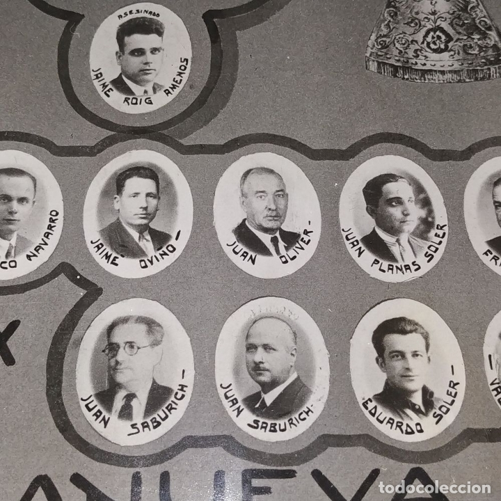 Fotografía antigua: VICTIMAS DE LA GUERRA CIVIL EN VILANOVA I LA GELTRU. FOTOGRAFÍA. SPINAZZI. VENECIA. XX - Foto 19 - 177590399