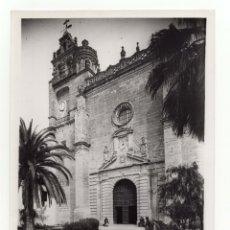 Fotografía antigua: SANLUCAR DE BARRAMEDA.(CÁDIZ).-IGLESIA DE SANTO DOMINGO.24X18.. Lote 177685629