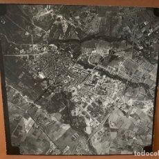 Fotografía antigua: FOTO AEREA VALLS PAISAJES ESPAÑOLES AÑOS 60 AA-0009. Lote 177686065