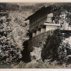 Fotografía antigua: FOTOGRAFIA ANTIGUA GRAN TAMAÑO HORREO EN COUSO GONDOMAR GALICIA. Lote 177688120