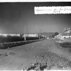 Fotografía antigua: FOTOGRAFIA=CAMINO DE LA MISERICORDIA AÑO1959-FOTOGRAFO A.F.CASAMAYOR- MURO DE S.JULIAN Nº4-MALAGA .. Lote 177697927