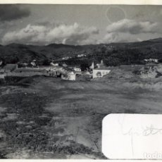Fotografía antigua: FOTOGRAFIA DE=EL EGIDO-BARRIO DE MALAGA=FOTOGRAFO A.F.CASAMAYOR , MURO DE SAN JULIAN Nº 4-MALAGA .. Lote 177698208