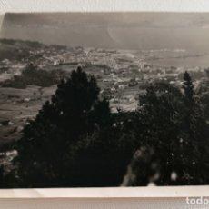 Fotografía antigua: FOTOGRAFIA ANTIGUA VISTA DE LA RIA DE PONTEVEDRA. Lote 177700083