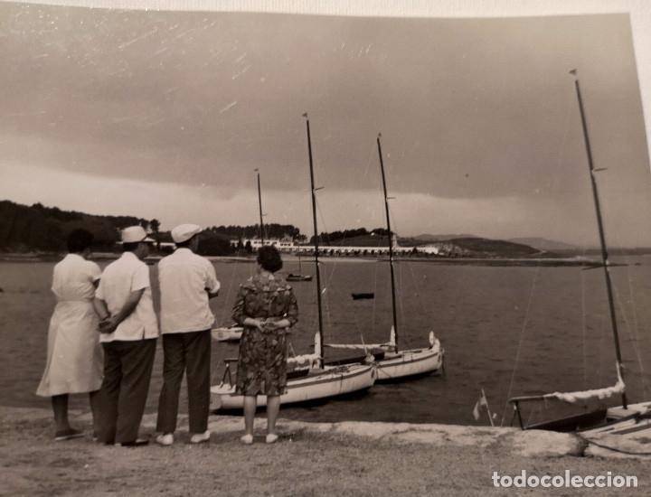 Fotografía antigua: FOTOGRAFÍA ANTIGUA DE LA TOJA EN PONTEVEDRA GALICIA - Foto 3 - 177746312