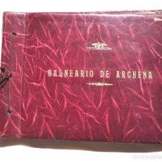 Fotografía antigua: BALNEARIO DE ARCHENA.(MURCIA).- 17 FOTOGRAFÍAS DE 24X19. FALTAN 3 DE LAS 20 QUE LO COMPONIA. Lote 178339168