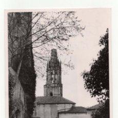Fotografía antigua: GERONA.- NOTABLE TORRE DE SAN FELIX.- MARQUÉS DE SANTA MARIA DEL VILLAR. 18X13.. Lote 178448742