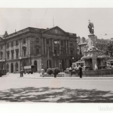 Fotografía antigua: GERONA.- LA LONJA.- MARQUÉS DE SANTA MARIA DEL VILLAR. 18X13.. Lote 178466496